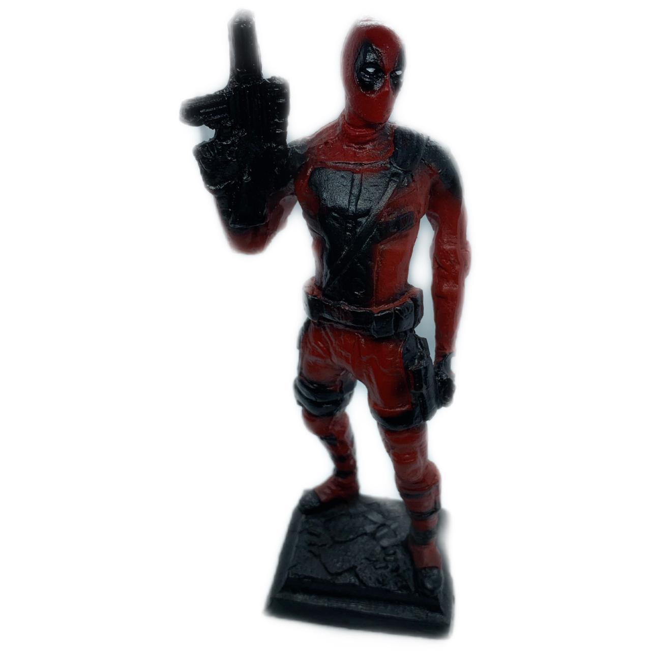 Deadpool Em Resina