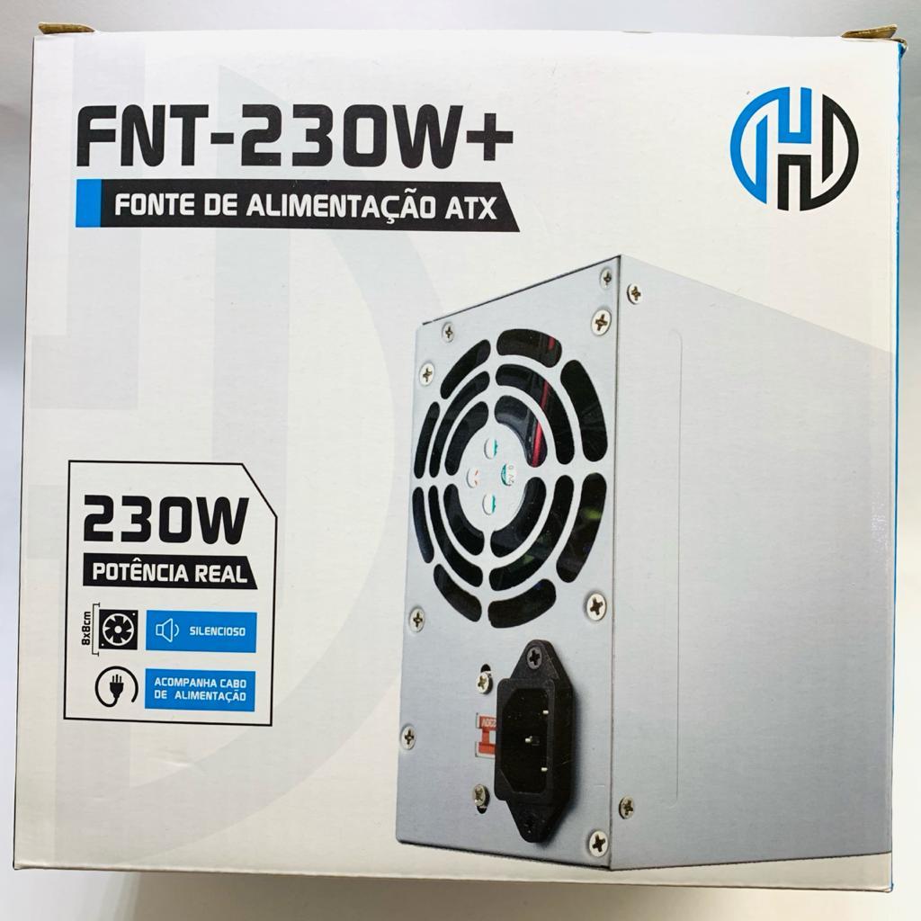 FONTE ATX 230W HOOPSON