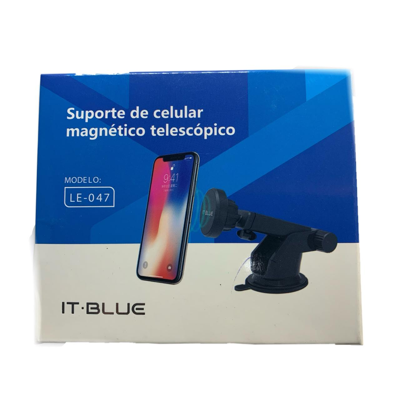 Suporte de celular magnético telescópio