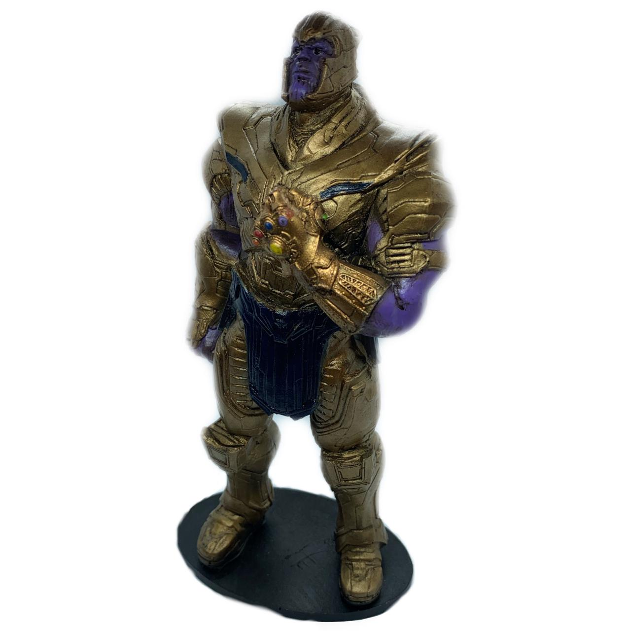 Thanos Em Resina
