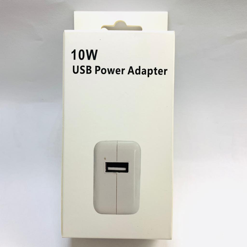 TOMADA USB 10W PARA IPHONE E IPAD