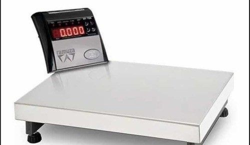 Balança Plataforma 300 Kilos *promoçao* Ramuza
