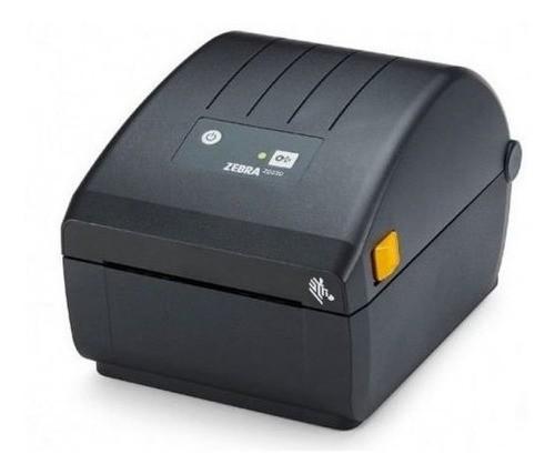 Impressora Zebra Zd 220 Codigo De Barra E Faixa De Funeral