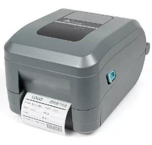 impressora zebra GT800 com ethernet