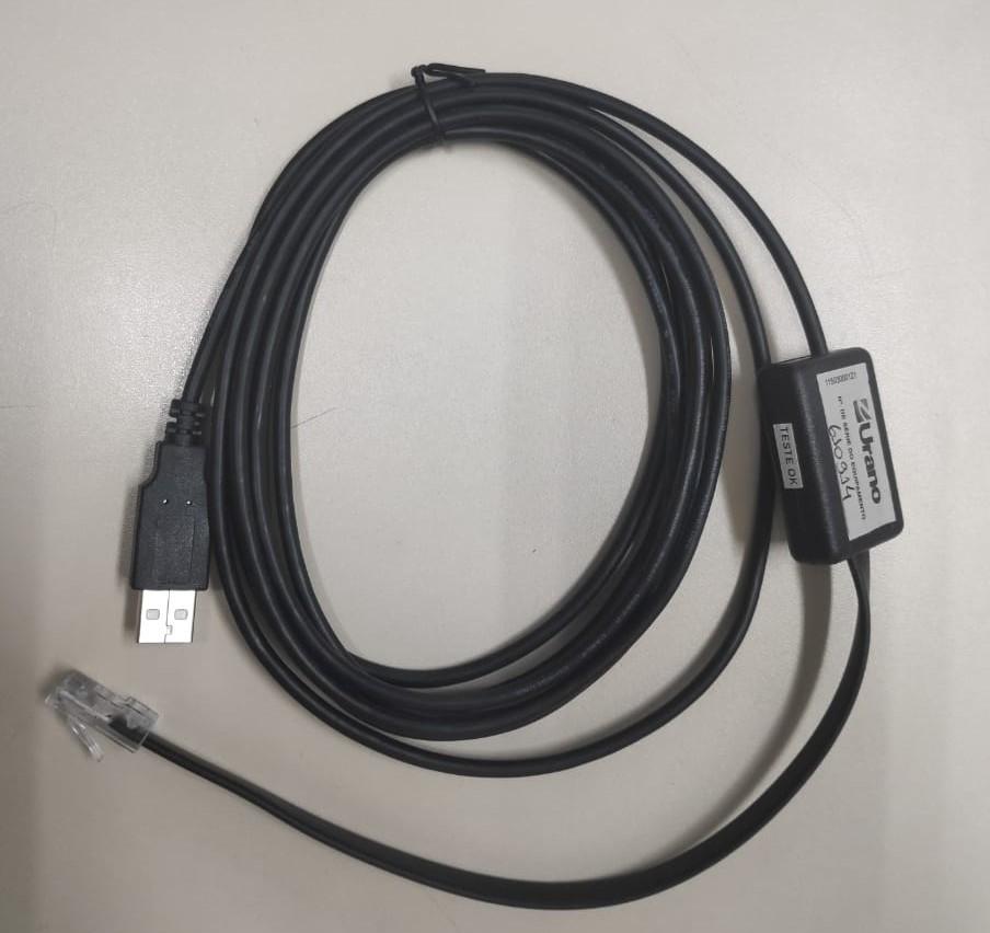 Cabo adaptador serial TTL/USB Urano