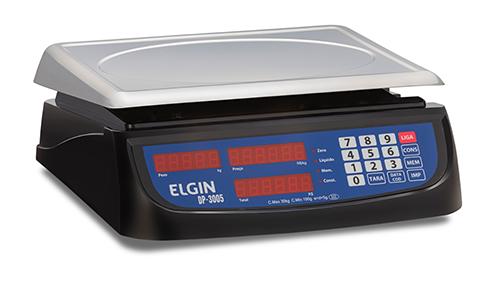 balança 30 kgs ELGIN DP-3005 com selo inmetro