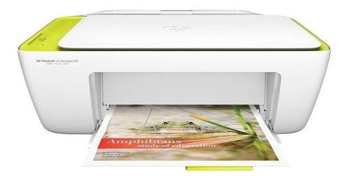 Impressora A Cor Multifuncional Hp Deskjet Ink Advantage 2136