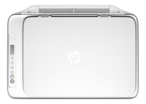 Impressora A Cor Multifuncional Hp Deskjet Ink Advantage 2676 Com Wifi 100v/240v