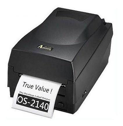 Impressora De Código De Barras Argox 2140 Preta