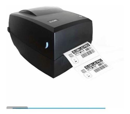 Impressora De Código De Barras Elgin L42 Pro
