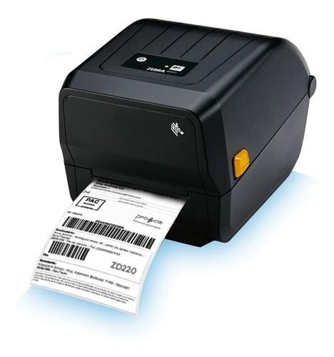 Impressora De Codigo De Barras zd 220 antiga Gc420 Zebra