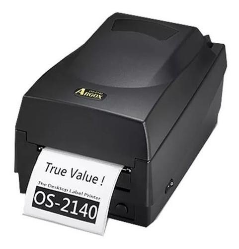 Impressora De Etiquetas Argox Os-2140 Usb/serial *só Hoje*