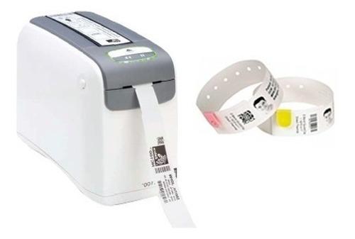 Impressora De Pulseiras Zebra Zd510
