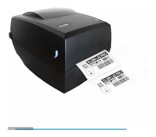 Impressora Térmica De Etiquetas Elgin L42pro (usb) +1 Ribbon