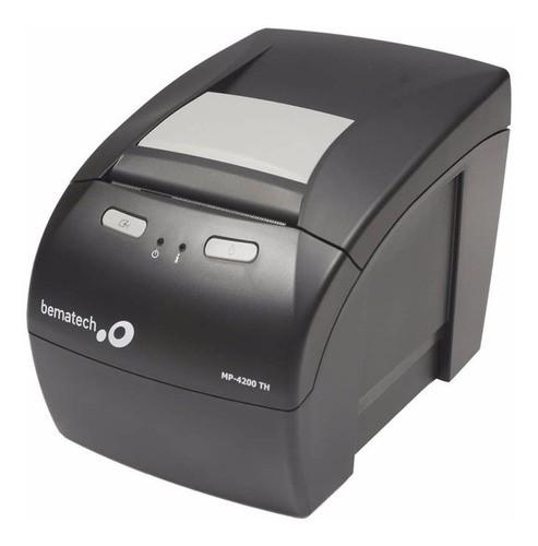 Impressora Térmica Não Fiscal Com Guilhotina Mp-4200 Th Bematech