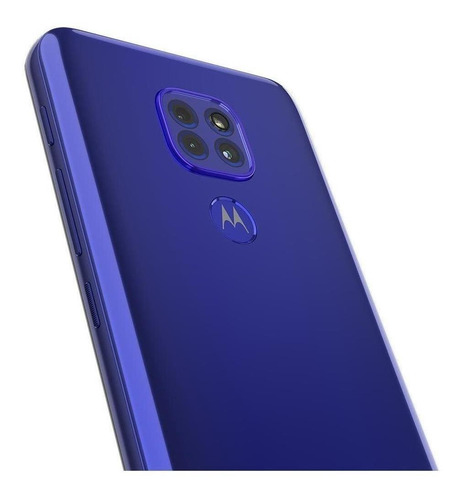 - Moto G9 Play Dual Sim 64 Gb Azul-safira 4 Gb Ram