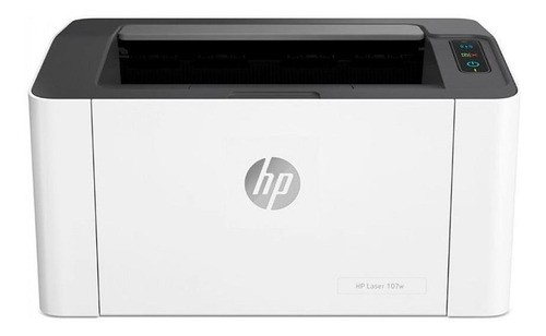mpressora Hp 107w Com Wi-fi 110v Branca E Preta