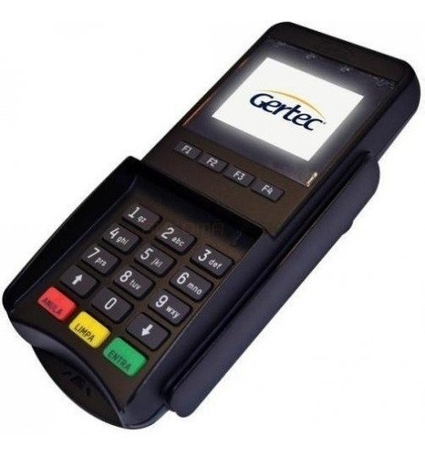 Pin Pad Ppc930 Gertec - Usb 2.0 Display Lcd Gráfico