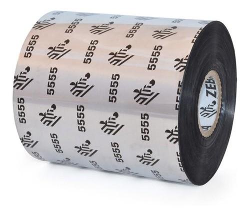 Ribbon 110x74 original zebra - 15 rolos