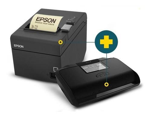 Sat Fiscal Gertec+ Impressora Termica Epson Tm-t20
