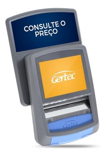 Terminal De Consulta Gertec Busca Preço Ethernet E Wi-fi