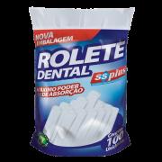 Algodao Rolete Ss Plus C/100