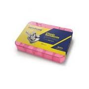 Braquete  Metálico Roth Monobloco Kit 10 Casos - Eurodonto