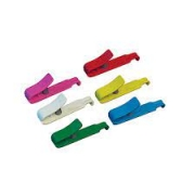 Colgadura Plastica Colorida - Prisma