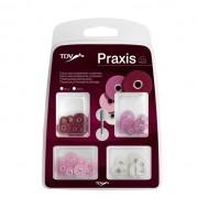 Disco Lixa Praxis 60+Mandril - TDV