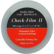 Papel Carbono Check-film Ii C/280 Folhas - Arti Dent