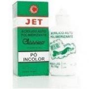 Resina Acrilica Autopolimerizante Jet Incolor 25gr - Classico
