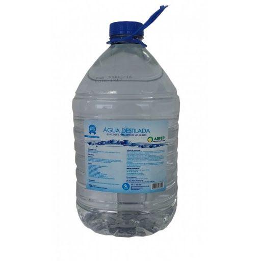 Água Destilada para Autoclave - Asfer