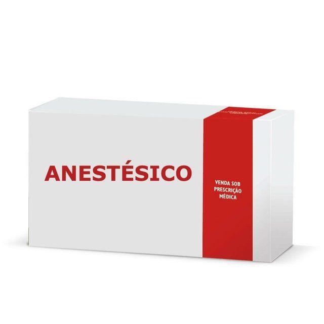 Anestésico Mepivalem 3%  sem vaso - DLA