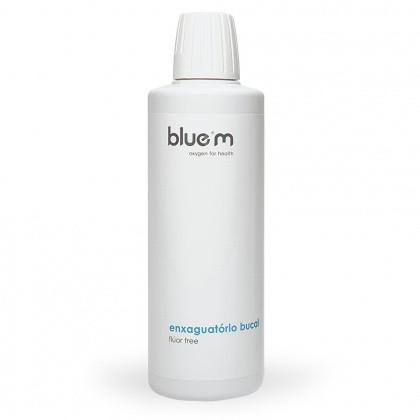 Antiseptico Bucal Peroxido De Hidrogenio 1% - Blue M
