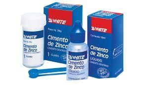 Cimento de Zinco Po+Líquido - SS White