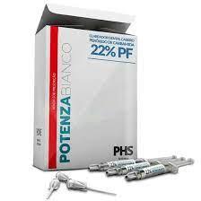 Clareador Potenza Bianco Peroxido de Carbamida 22% 8 Seringas - PHS