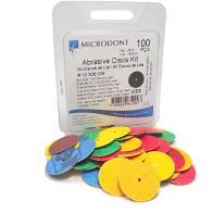 Disco De Lixa De Papel Sortido - Microdont