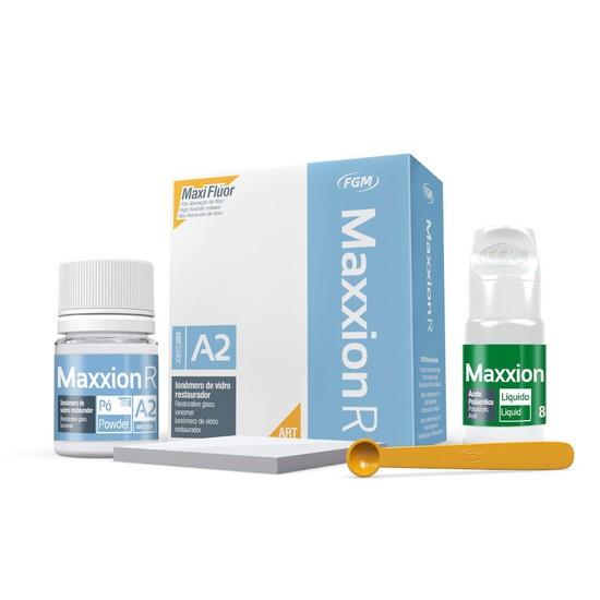 Ionomero de Vidro Maxxion R A2 Kit - FGM