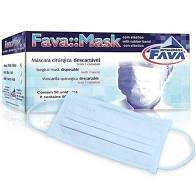 Mascara Com Elastico C/50 - Fava
