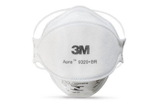 Mascara Respiradora PFF2  Aura 9320