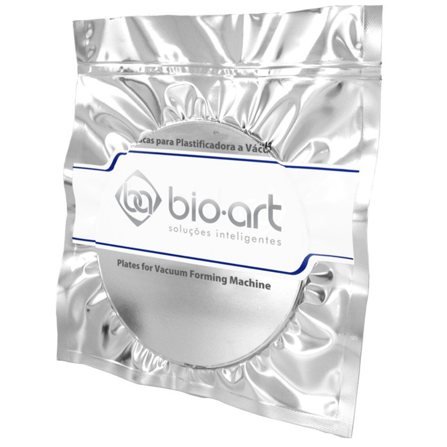 Placa de Acetato Para Moldeira - Bioart