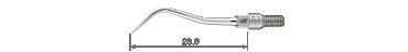 Ponta Escarificadora S3 AS2000 NSK