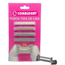 Porta Tira De Lixa - Coraldent