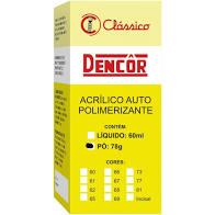 Resina Acrilica Autopolimerizante Dencor - Classico