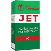 Resina Acrilica Autopolimerizante Jet Incolor 220gr - Classico