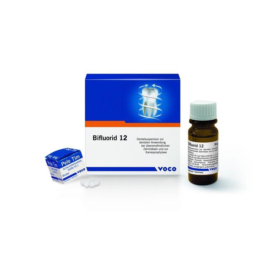 Verniz de Flúor Bifluorid 12 - Voco