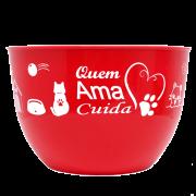 BOWL QUEM AMA CUIDA 750ML