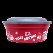 POTE BOAS FESTAS REDONDO 800ML