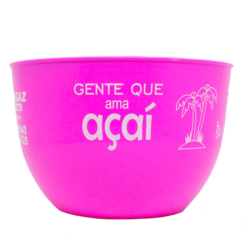 BOWL AÇAI 750ML  - Allegra Plásticos