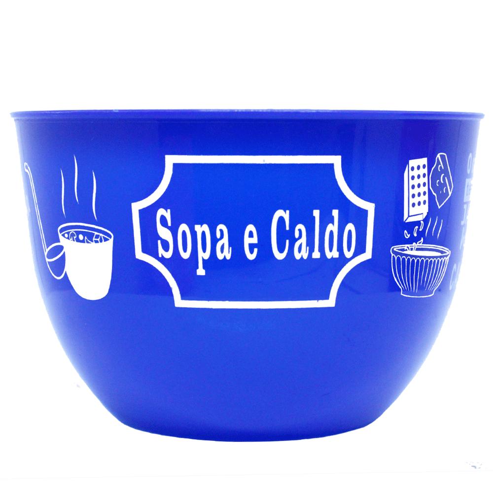 BOWL SOPA E CALDO 750ML  - Allegra Plásticos